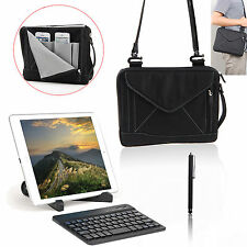 EEEKit for Tablets Bluetooth Keyboard+Carring Shoulder Bag+Fold-Up Stand+Stylus