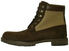 TIMBERLAND 6-INCH 38514 PANEL BOOT 42 NEW 180€ boots winter boots leather shoes