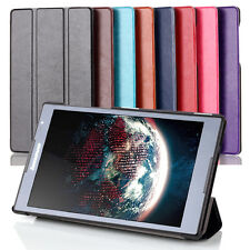 """ULTRA THIN LEATHER CASE COVER FOR LENOVO S8-50 (S8 8"""" TABLET)"""