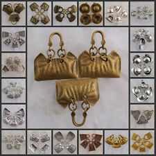 Ed0642-Nd5047 Wholesale Tibetan Silver/Antiqued bronze costume charms