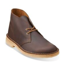 Men's Shoes Clarks Originals Desert Boot 06562 Lace Up Beeswax Leather *New*