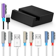 Magnetic USB W/LED Cable + Desktop Dock for Sony Xperia Z3 / Z3 Compact Trendy