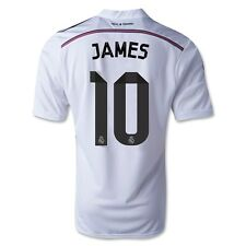 JAMES Real Madrid Jersey HOME 14/15