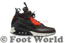 Men's Nike Air Max 90 Sneakerboot Winter *RARE* - 684714200 - Velvet Brown Black