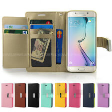 Leather ID/Card/Bill pocket wallet Filp case Diary cover for GALAXY/NOTE/ iPhone