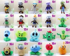 NEW Style PLANTS vs ZOMBIES Soft Plush Doll Plush Toy Children Kids 18 cm〜35cm