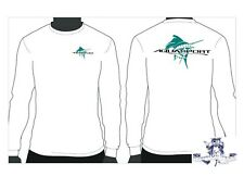 Aquasport Boat Long Sleeve T-Shirts