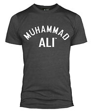 OFFICIAL MUHAMMAD ALI FLOAT LIKE A BUTTERFLY T SHIRT GYM BOXING TOP MENS PA013