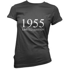 1955 Limited Edition - Womens 60th Birthday Present / Gift T-Shirt - 11 Colours