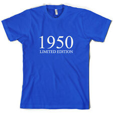 1949 Limited Edition - Mens 65th Birthday Present / Gift T-Shirt - 10 Colours