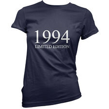 1994 Limited Edition - Womens 21st Birthday Present / Gift T-Shirt - 11 Colours