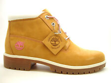 [36325-] TIMBERLAND WOMENS TIMBERLAND PREM NELLIE WHT/PNK/BLE WOMENS SHOES WHEAT