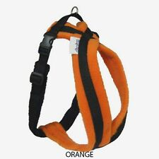 YOU AND YOUR DOG WALK AT EASE AND COMFORT WITH A COSYDOGS FLEECE DOG HARNESS!!!