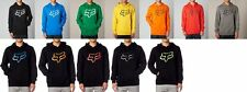 Fox Racing Mens Legacy Fox Head Pullover Fleece Motocross Hoody Sweatshirt