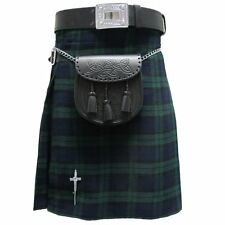 Tartanista Black Watch 5 Yard 10 oz Scottish Highland KILT 30-54
