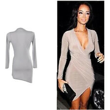 Cheap Women Dresses Clubwear Party Dress Cocktail Tight Low-cut Fashion Clothing