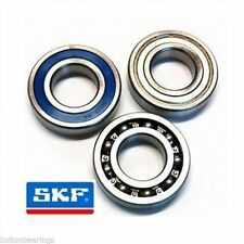 SKF Genuine Deep Groove Ball Bearing 6200 Series 2RS ZZ 2Z Open - Choose Size