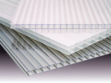 4mm GREENHOUSE 2ft x 4ft POLYCARBONATE CHEAPEST ON EBAY 10 Sheets STOCK SALE