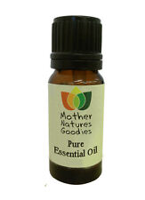 10ml Essential Oil - 100% Pure & Natural - Choose Fragrance - (Aromatherapy)