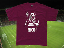 Football Legend Hero Star Men's/Womens Fan T-shirt ANY PLAYER Personalised Top 6