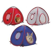 Hagen Living World Small Animal TENT Hamster Guinea Pig Rabbit CHOOSE SIZE!