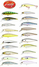 "LUCKY CRAFT POINTER 100 SUSPENDING JERKBAIT 4"" select colors A-F"