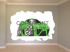 Huge Koolart Cartoon Ferrari Marinello Wall Sticker Poster Mural 2860