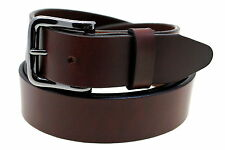 Orion Leather 40mm Chestnut Oiled Latigo Leather Belt Made In America