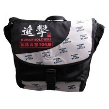 Attack on Titan League of Legends Hatsune Miku Student Casual  Anime Cosplay Bag