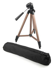 Tripod For Canon/Nikon/Sony/Olympus w/ Extendable Legs & Strong Mount