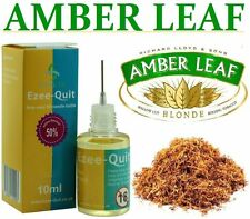 BOTTLE AMBER LEAF AMBERLEAF E LIQUID ECIG CIG JUICE EJUICE ELIQUID 6 12 18 24 mg
