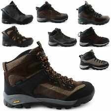 NEW MENS GOLA LACE UP TREKKING WALKING TRAIL HIGH TOP TRAINER BOOTS UK SIZE 7-12
