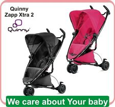 QUINNY ZAPP XTRA 2 - FOLDING WITH SEAT - LIMITED EDITION !!!!!