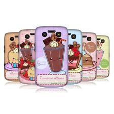 HEAD CASE DESIGNS KAWAII CAKES AND SHAKES CASE FOR HTC WINDOWS PHONE 8S