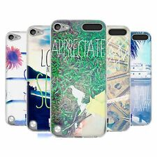 HEAD CASE POSITIVE VIBES SERIES 1 GEL CASE FOR APPLE iPOD TOUCH 5G 5TH GEN