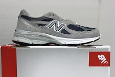 New Balance Men's Running 990 M990NG3 Navy/Grey U.S.A. New In Box