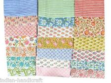 COTTON Hand Block Print Fabric by yard  Material for sewing craft India Jaipur