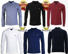 Lyle and Scott Men's Long Sleeve Polo
