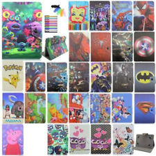 """USA STOCKFor 7"""" 7.9"""" universal tablet PC PU Leather Folio Case Cover super hero"""