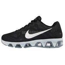 Nike Air Max Tailwind 7 VII Black Silver Grey Mens Runner Sneakers Running Shoes