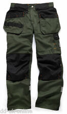 """SCRUFFS WORK TROUSERS WITH  KNEE PAD POCKETS   """"CLEARANCE STOCK BE QUICK"""""""