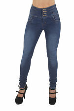 Style M1125 – Colombian Design, High Waist, Butt Lift, Skinny Jeans
