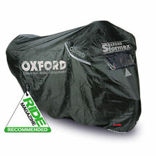 OXFORD STORMEX ALL WEATHER MOTORBIKE MOTORCYCLE COVER SMALL, MEDIUM, LARGE