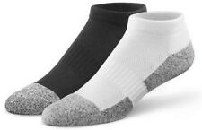 Dr Comfort Diabetic No Show Socks Shape to Fit Seamless Unisex