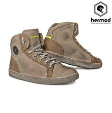"""Stylmartin Sunrise """"Florida"""" Urban Motorcycle Riding Trainers Boots - Sand"""