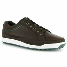 Mens Footjoy Contour Casual Closeout Golf Shoes 54275 Dark Brown Green