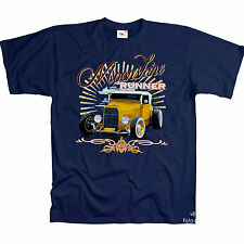 HotRod T-Shirt Vintage Garage Classic Car Automotive Garage Car Kustom 1284 ny