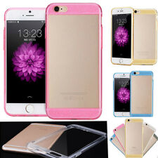 COQUE ETUI HOUSSE EN SILICONE GELPour iPhone 6 4.7'' 6Plus 5.5'' 5s 5