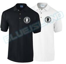 NORTHERN SOUL KEEP THE FAITH POLO T SHIRT MUSIC TSHIRT TAMLA FIST SOUL MOTOWN