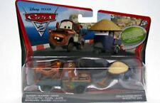 MATTEL Character cars from the Disney Pixar films CARS & CARS 2 1:64th scale